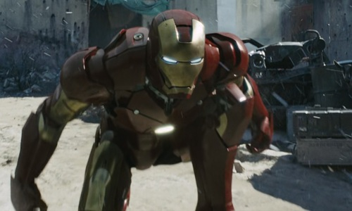 N°1 de la suite Marvel : Iron Man
