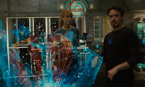 N°3 de la suite Marvel : Iron Man 2