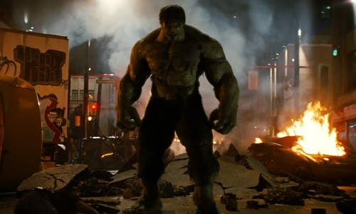 N°2 de la suite Marvel : L'incroyable Hulk
