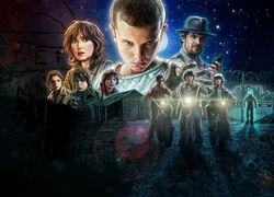 Affiche de la série