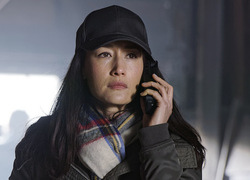 Agent du FBI Hannah Wells - Designated Survivor