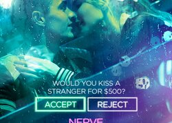 Do you dare kiss a stranger ? - Nerve
