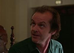 Jack Torrance - Jack Nicholson - Shining