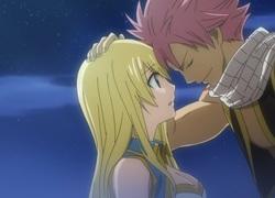 Lucie et Nahtsu - Fairy Tail