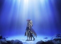 Nahtsu et Lucie - Fairy Tail