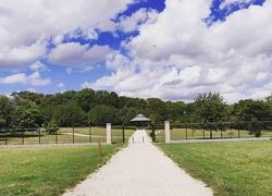 Parc philosophique d'Ans - @behinddrakescreen sur Instagram
