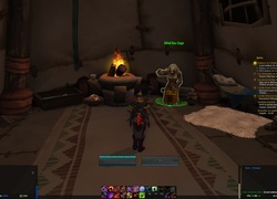 Personnage quête en surbrillance - World of Warcraft