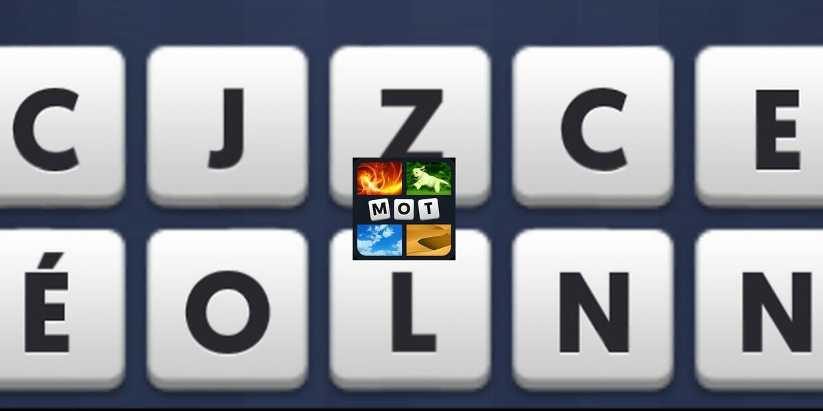 Application mobile 4 images 1 mot un peu de r flexion for Cuisinier 4 images 1 mot