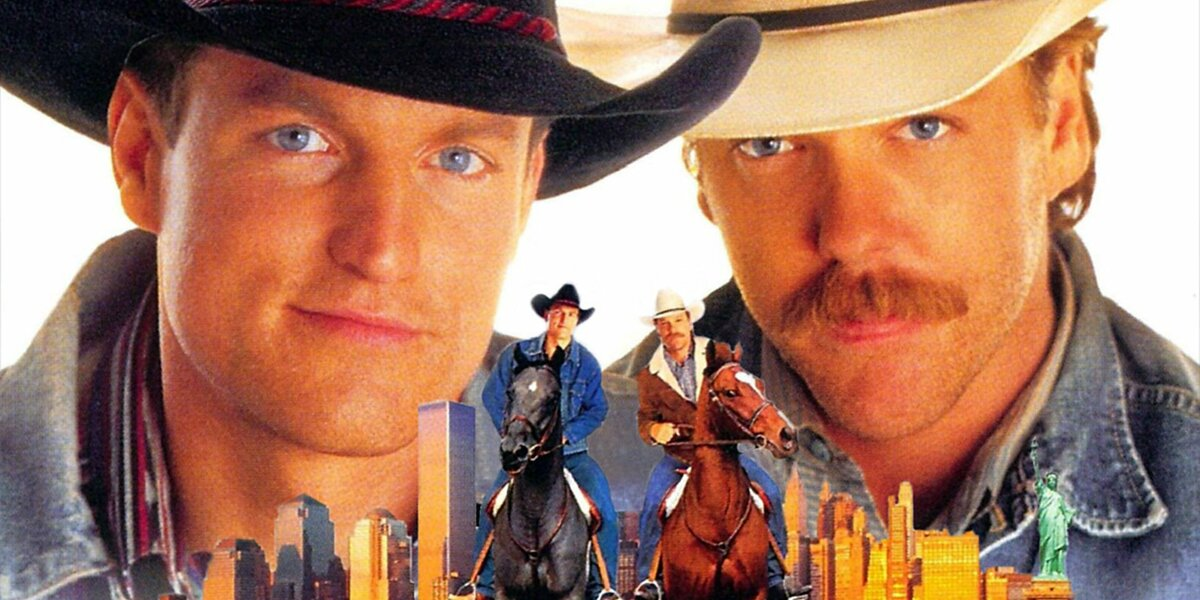 Deux cowboys à New York : tu veux un piment ?