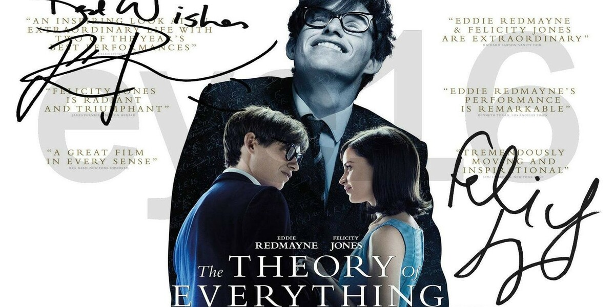 The Theory of Everything : une merveilleuse histoire du temps