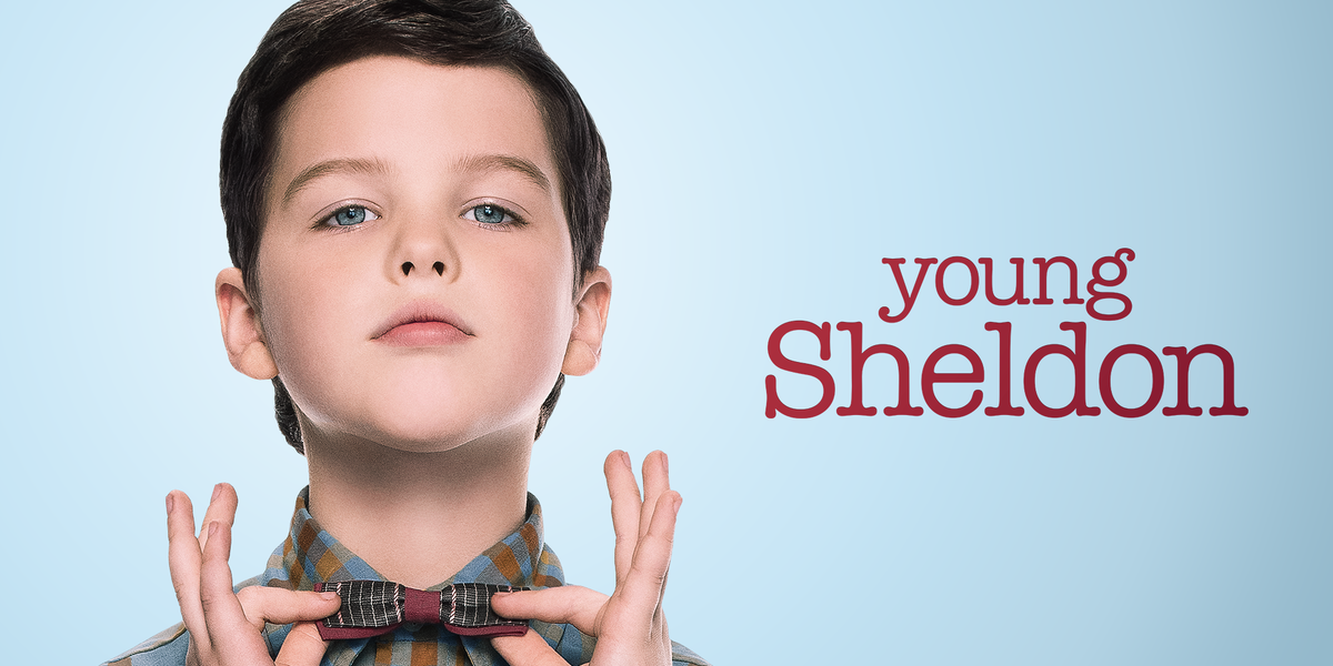 Young Sheldon : je craque <3