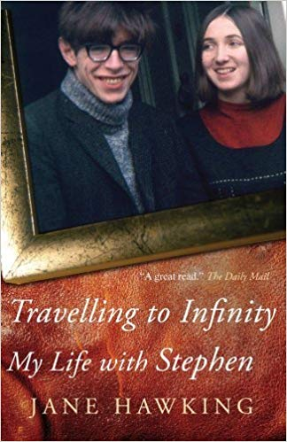 Livre de Jane Hawking :  Traveling to infinity: My life with Stephen